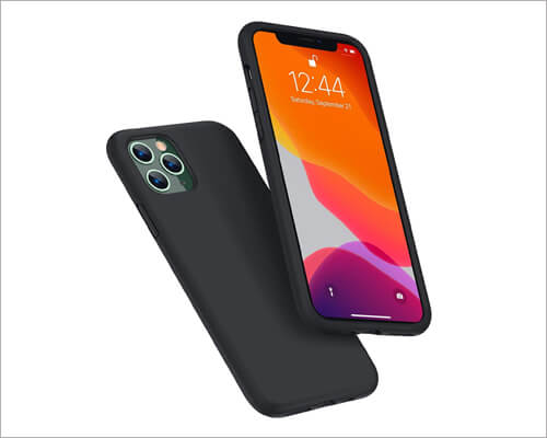 TORRAS Silicone Case for iPhone 11 Pro Max