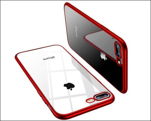 TORRAS iPhone 8 Plus Clear Case