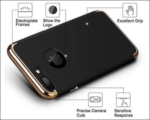 TORRAS iPhone 8 Plus Slim Case