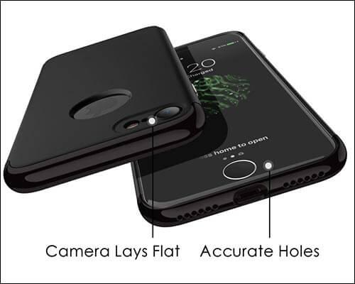 TORRAS iPhone 8 Thin Case