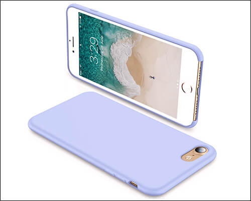 TORRAS iPhone 8 Wireless Charging Compatible Case
