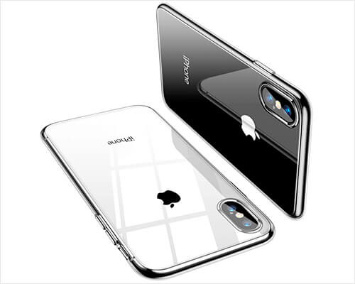 TORRAS iPhone X Clear Case