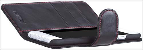 TORRO iPhone 6 Plus Premium Leather Wallet Case