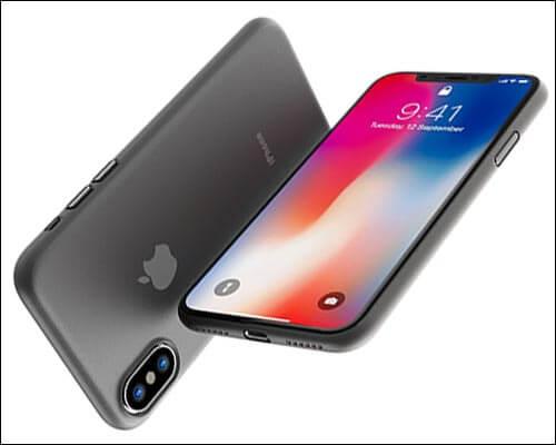 TOZO Best iPhone X Case