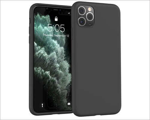 TOZO Slim Fit Case for iPhone 11 Pro Max