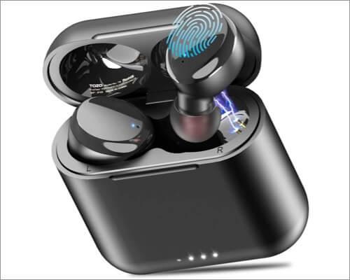 TOZO T6 Waterproof Wireless Earbuds for iPad Pro
