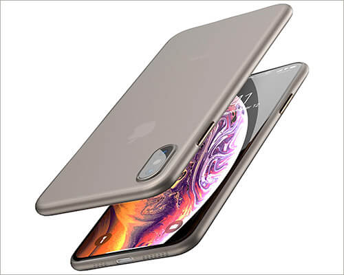 TOZO Thinnest Case for iPhone Xs Max