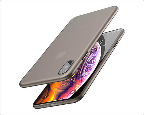 TOZO Wireless Charging Compatible Case for iPhone Xs Max