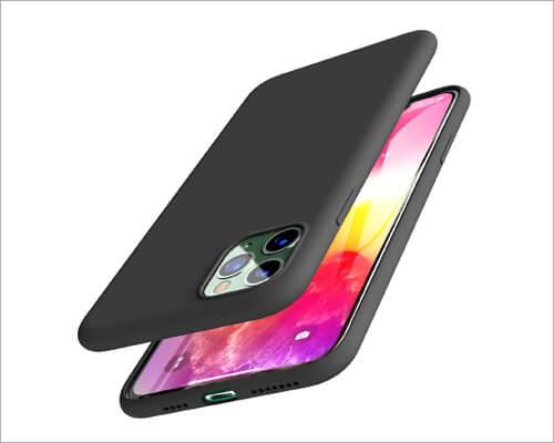 TOZO iPhone 11 Pro Max Silicone Case
