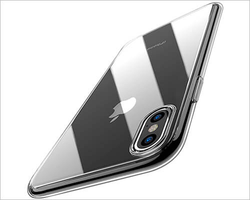 TOZO iPhone X Clear Cases