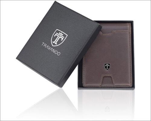 TRAVANDO Smart Wallet