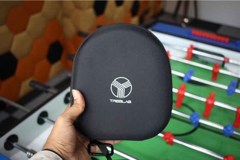 TREBLAB E3 Active Noise Cancelling Wireless Headphones Case