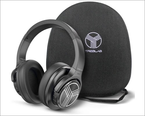TREBLAB Z2 Active Noise Cancelling Wireless Headphones for iPad Pro