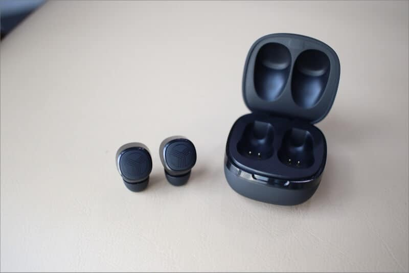 TREBLAB xFit Wireless Earbuds with Case
