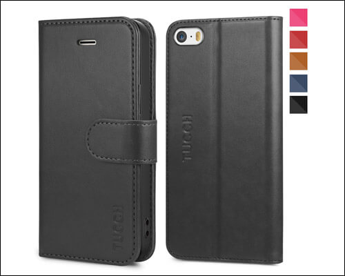 TUCCH Executive iPhone 5s, 5 Case