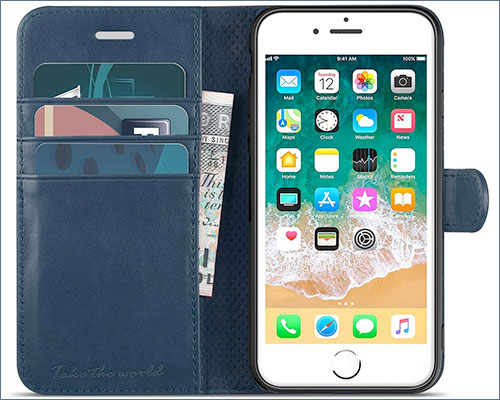 TUCCH iPhone 6s Wallet Case
