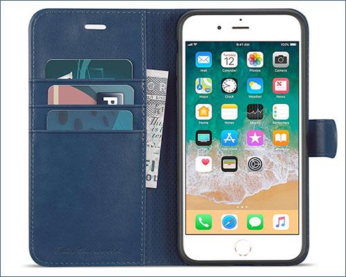 TUCCH iPhone 7 Plus Folio Case