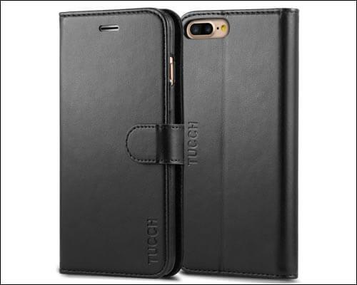 TUCCH iPhone 7 Plus Wallet Case
