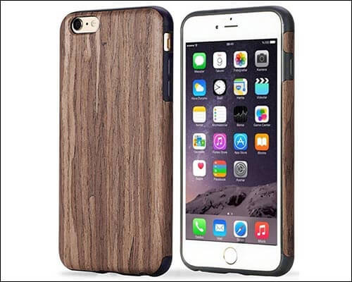 TabPow iPhone 6 Wooden Case