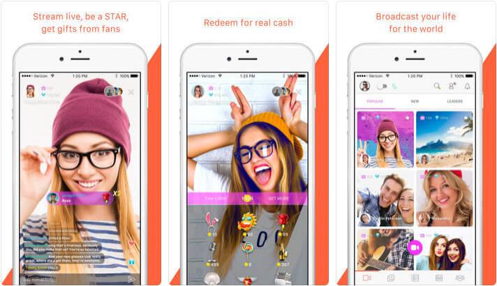 Tango iPhone App Screenshot
