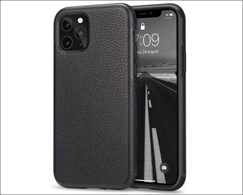 Tasikar TPU Bumper Executive Case for iPhone 11 Pro Max