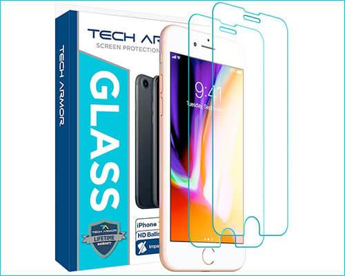 Tech Armor Apple iPhone 7-8 Glass Screen Protector