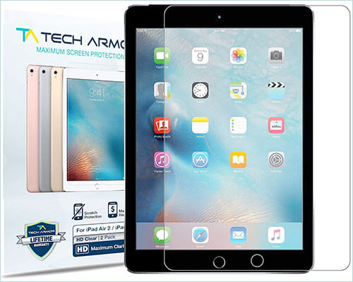 Tech Armor iPad Air PET Film Screen Protector Screen Protector