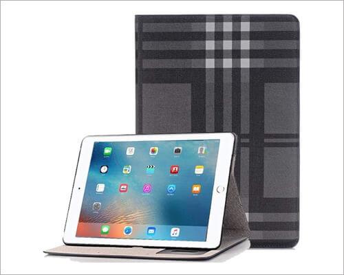 TechCode 2019 iPad Pro 10.2 inch Folio Case