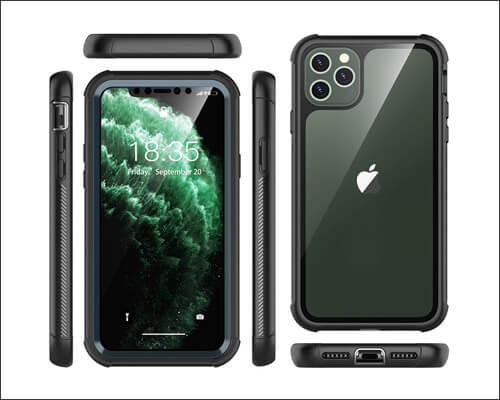 Temdan Rugged Heavy Duty Case for iPhone 11 Pro