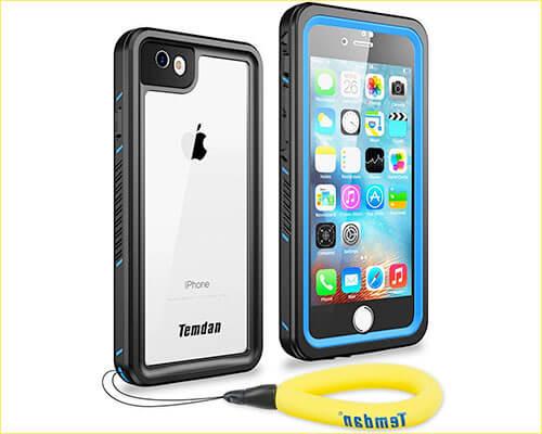 Temdan Wateproof Case for iPhone 7