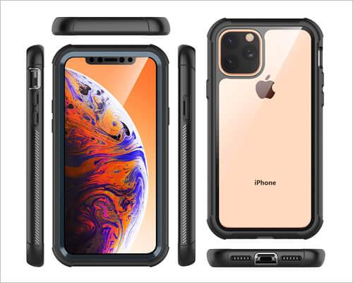 Temdan iPhone 11 Pro Bumper Case