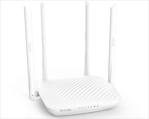 Tenda 600Mbps WiFi Router