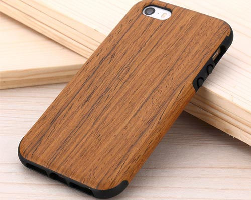 Tendlin iPhone SE Wooden Case