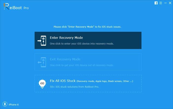 Tenoshare ReiBoot Software for Mac and Windows