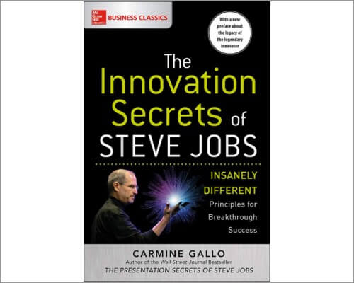 The Innovation Secrets of Steve Jobs must read book about Apple
