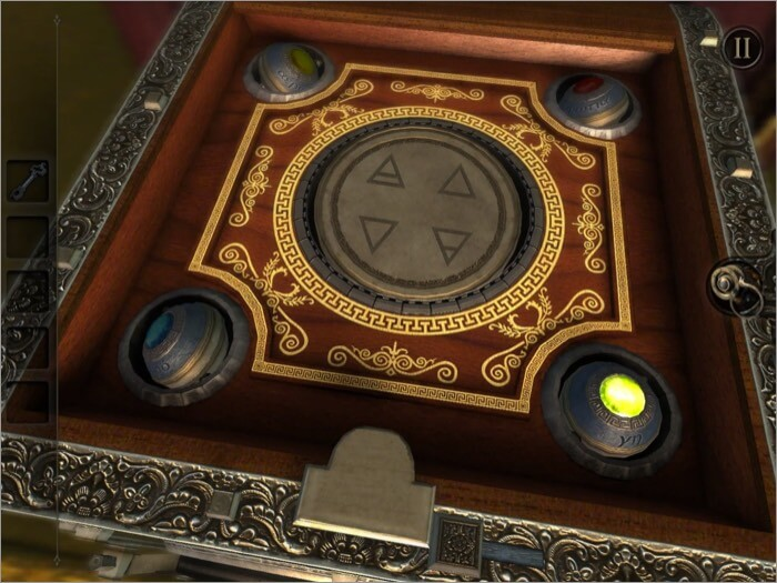 The Room escape room game for iPhone and iPad