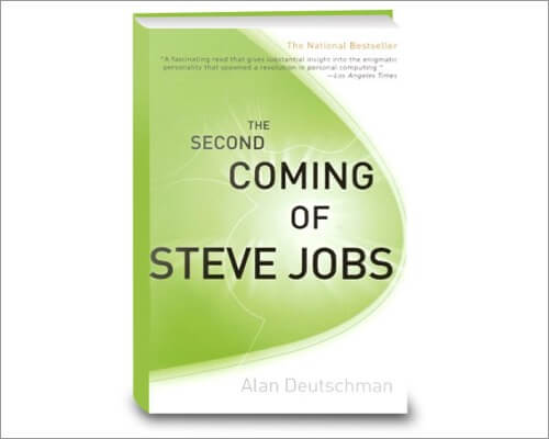 The Second Coming of Steve Jobs must read book about Apple