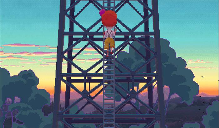 Thimbleweed Park iPhone and iPad Adventure Game Screenshot