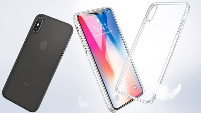 Thinnest iPhone X Cases