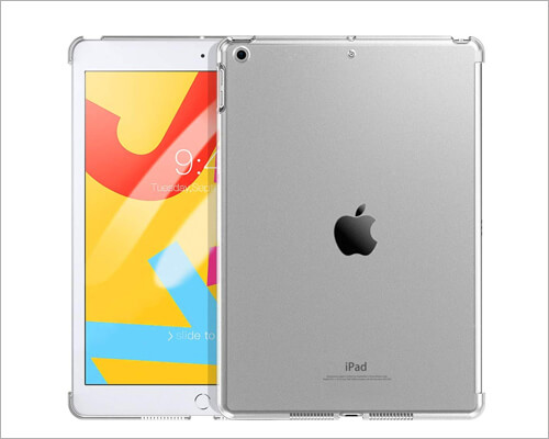 TiMOVO Clear Case for 10.2 inch iPad