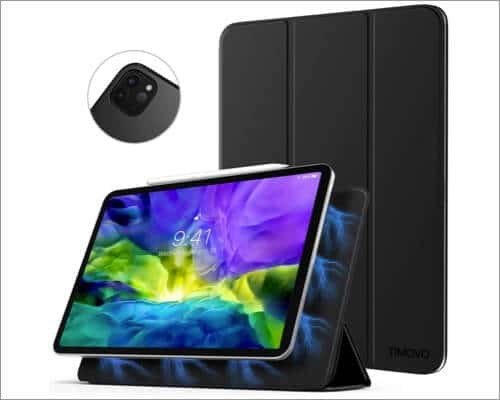 TiMOVO Magnetic Case for 11 Inch iPad Pro 4th Gen