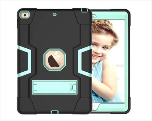 TianTa Kickstand Case for 10.2 inch iPad