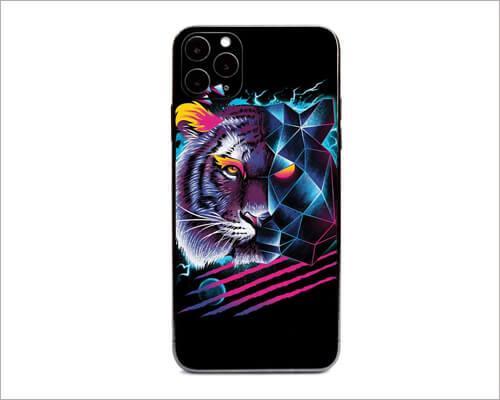 Tight Tiger iPhone 11 Pro Skin Wrap