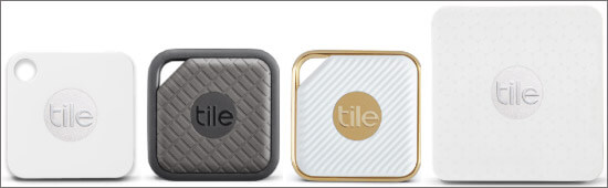 Tile Bluetooth Tracker for iPhone, and Android