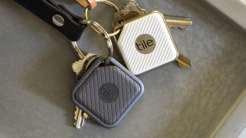 Tile Bluetooth Tracker for iPhone and Android