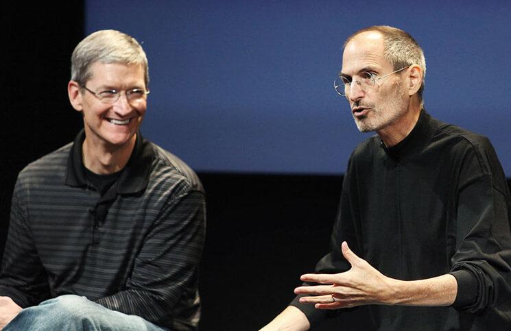 Tim Cook Versus Steve Jobs
