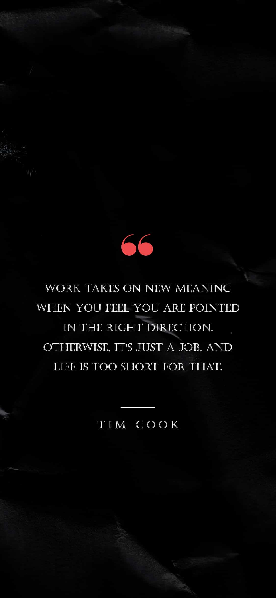 Tim Cook quote 1