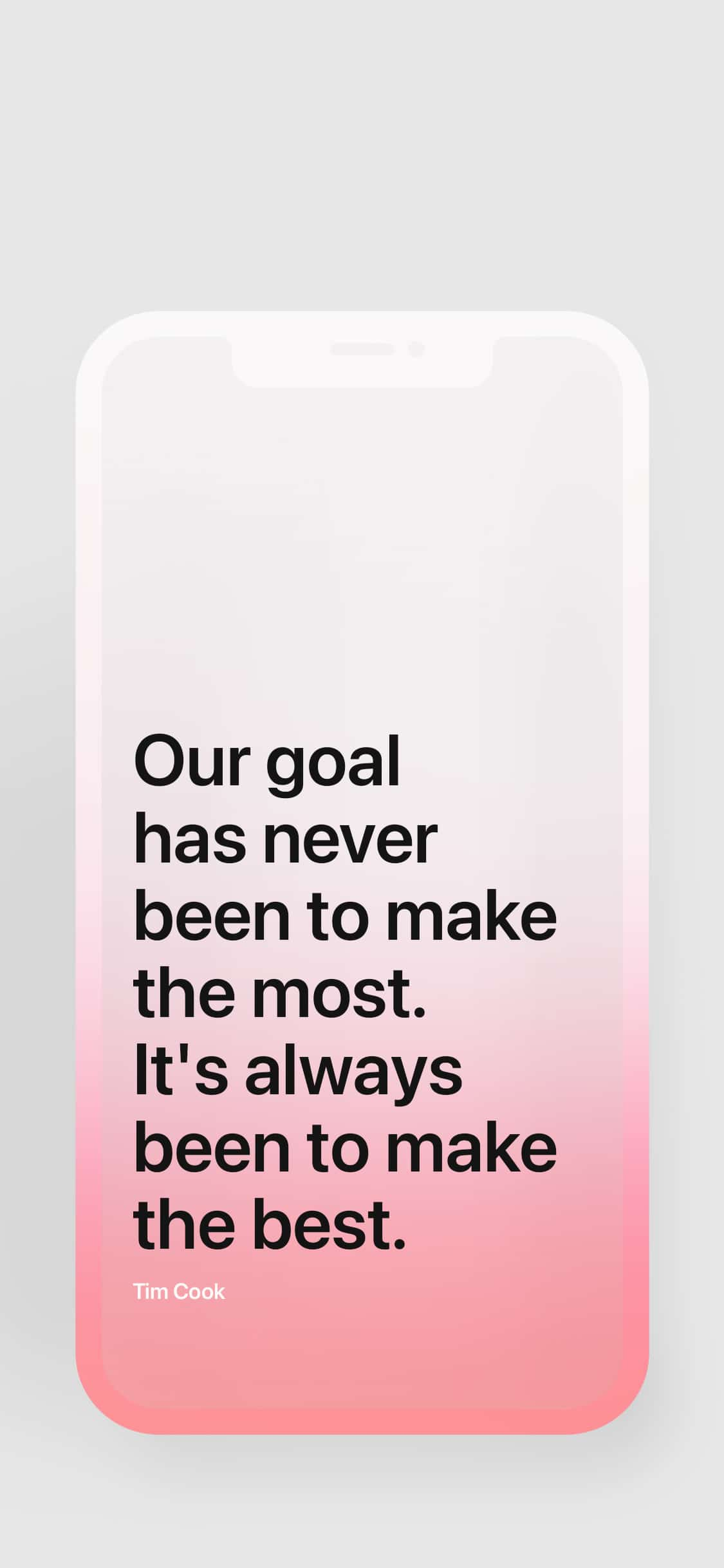 Tim Cook quote 6