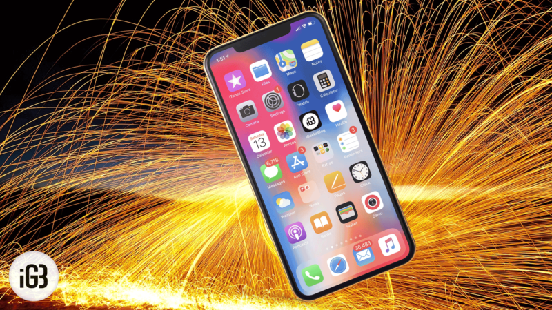 Tips to Prevent iPhone X, Xs, Xs Max, and XR Burn-in Issue