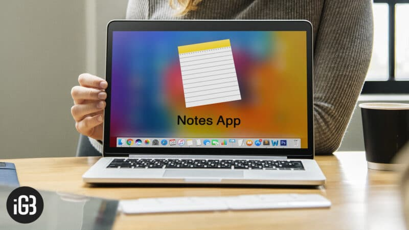 Tips to Use Apple Notes App on Mac